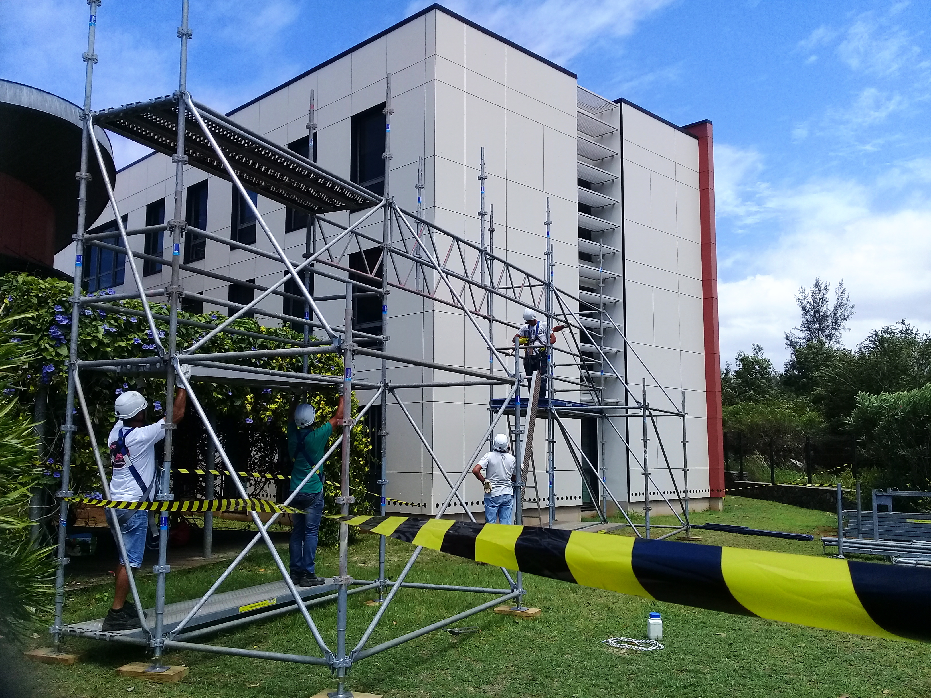 ACROPRO habilitation échafaudage