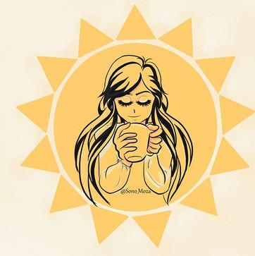#sonomoza #anime #manga #sun #animegirl