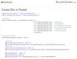 Azure Databricks Delta - ETL Automation
