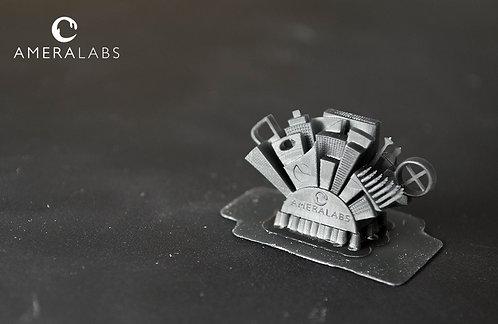 Dental Fast Model Resin for LCD 3D Printers - Grey
