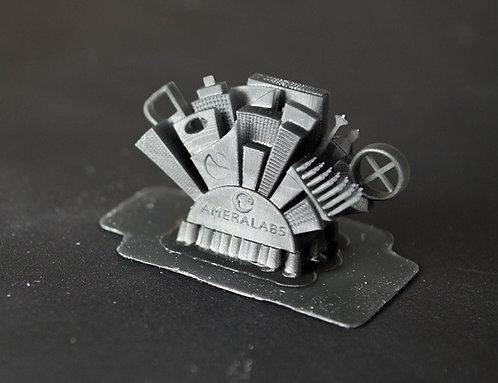 Fast Model Resin for LCD 3D Printers - Grey