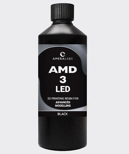 Jewellery Fast Model Resin for LCD 3D Printers - Black