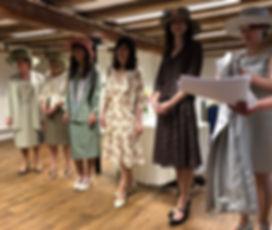 Fashion show finale.JPG