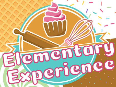 Elementary Experience 03/28/21