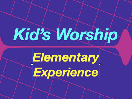 Elementary Experience 06/06/21