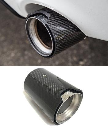 Colilla de Escape Performance Fibra de Carbono