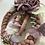Thumbnail: Fiocco ghirlanda rosa