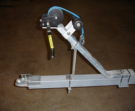 New Style Winch Stand w/1400lbs Dutton Lainson Winch