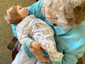 Doll Therapy for Dementia Residents