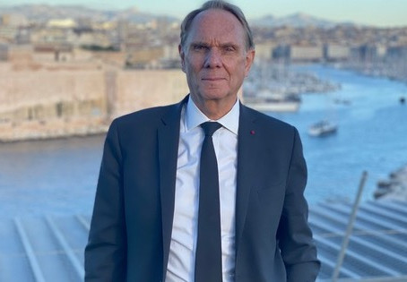 Yvon Berland, président d'honneur de Santé Droit Société