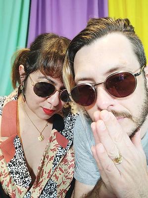 Klint & Stü Duo français de musique électro