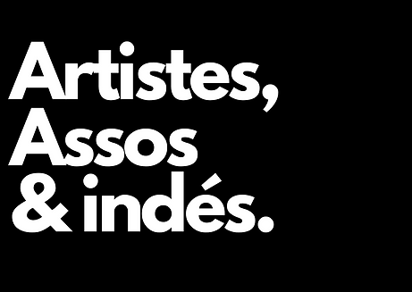 Artistes assos indépendant  TINA TISLEY