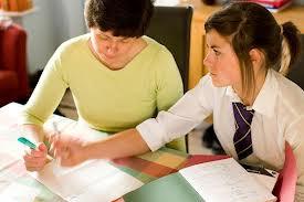 Parents & Homework: Too involved?