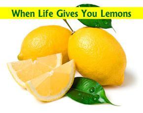 Lemons-Lemonade