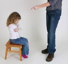 Punishment-Toddler