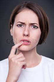 Perplexed Woman