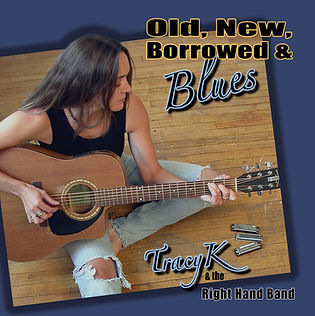 International Songwriting Competition Award Winning songs on 2007 album Old, New, Borrowed & Blues by Tracy K