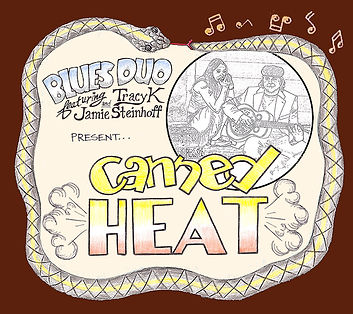 Blues Duo Canned Heat 2011