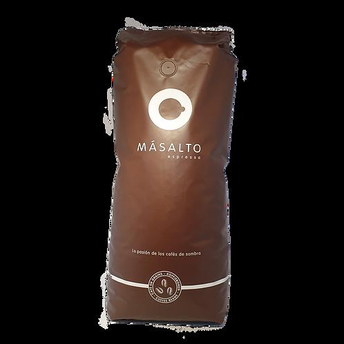 Másalto espresso bonen zak van 1kg