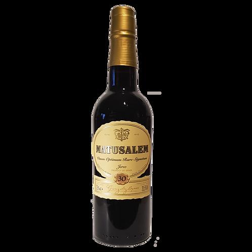 Gonzalez Byass Matusalem Oloroso Sherry 37,5 cl