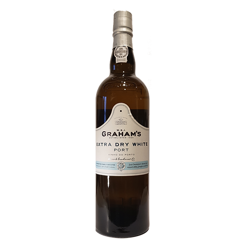 Graham's White Port Extra Dry Port