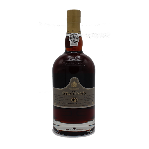 Graham's 40 Years Old Tawny Port (in luxe tube)