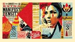 Art Index: Shepard Fairey AKA Obey