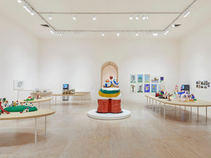 Niki de Saint Phalle: Structures for Life