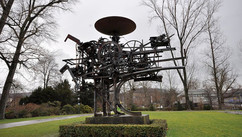 Art Index: Jean Tinguely