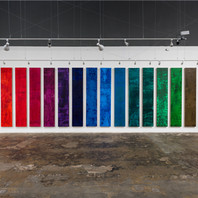 """Douglas Teiger's """"Spectrum"""" Is on Display at the TAG Gallery in Los Angeles"""