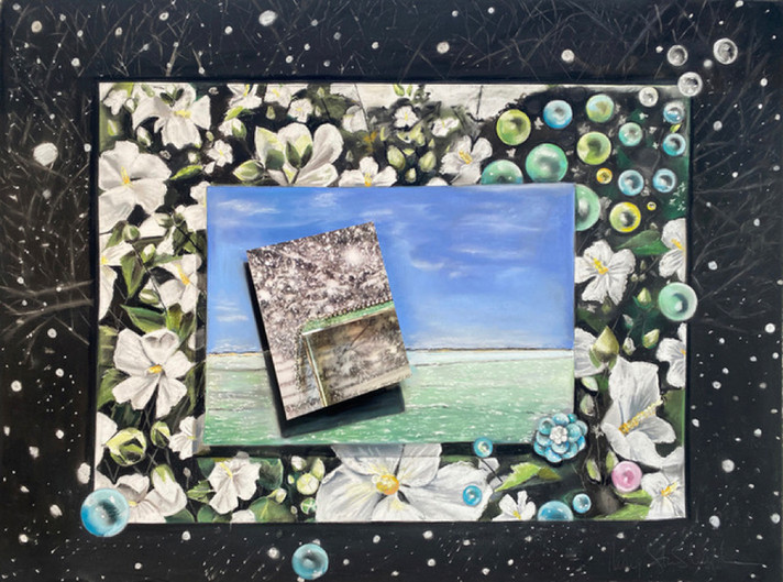 "Nancy Staub Laughlin's ""Still Life"" Art is Botanical Beauty"