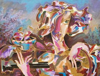 The Visual Harmony of Igor Smirnov Symbolic Realism in Practice