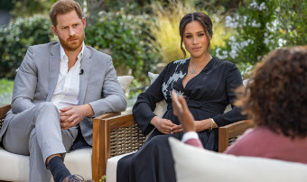Meghan and Harry 'Bombshell' Interview With Oprah Winfrey