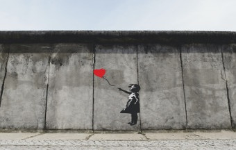 Banksy's Prisoner Turns on the Spotlight on the Fair Distribution and Access to the Arts.