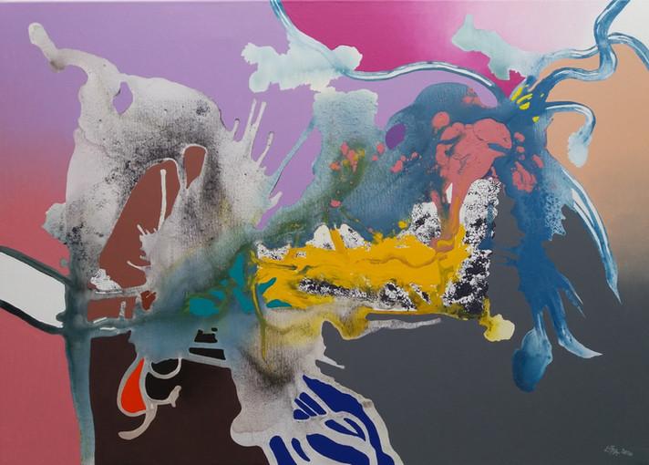 Jindřich Lípa: New Wave Abstract