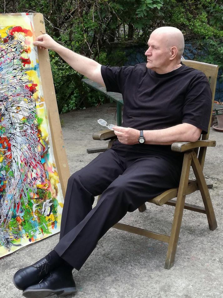 Igor Eugen Prokop: Through Glass, Physics, Philosophy and the Arts