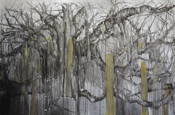 Margery Thomas Mueller: Liminal Space