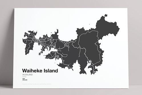 SIMPLY SUBURBS: WAIHEKE ISLAND
