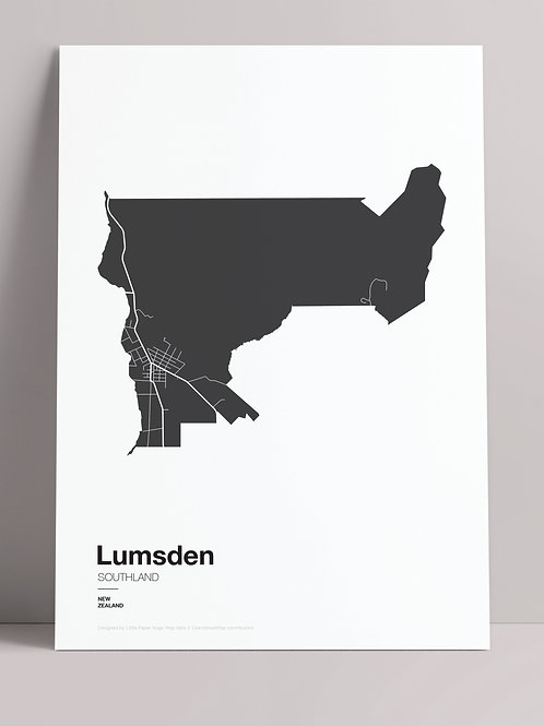SIMPLY SUBURBS: LUMSDEN (wholesale)