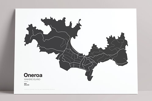 SIMPLY SUBURBS: ONEROA (wholesale)