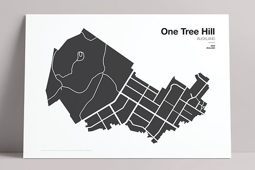 SIMPLY SUBURBS: ONE TREE HILL
