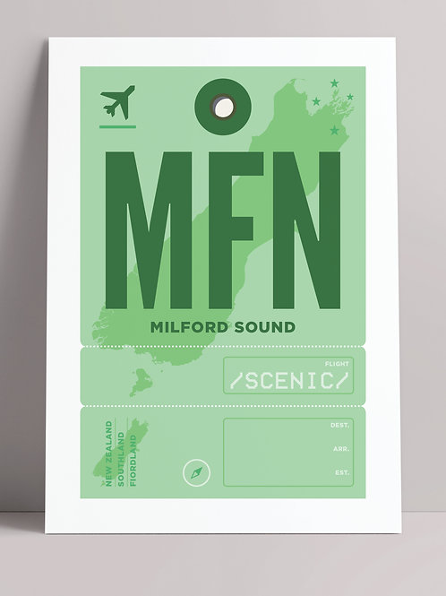 COME FLY WITH ME: MFN (wholesale)