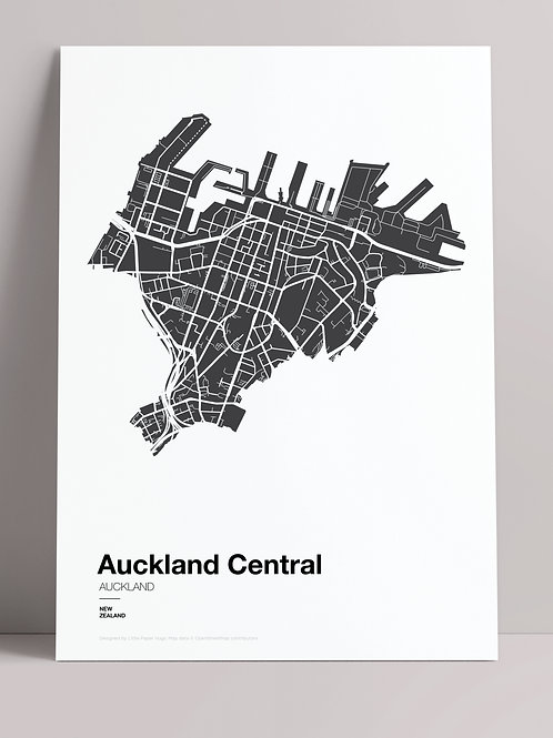 SIMPLY SUBURBS: AUCKLAND CENTRAL