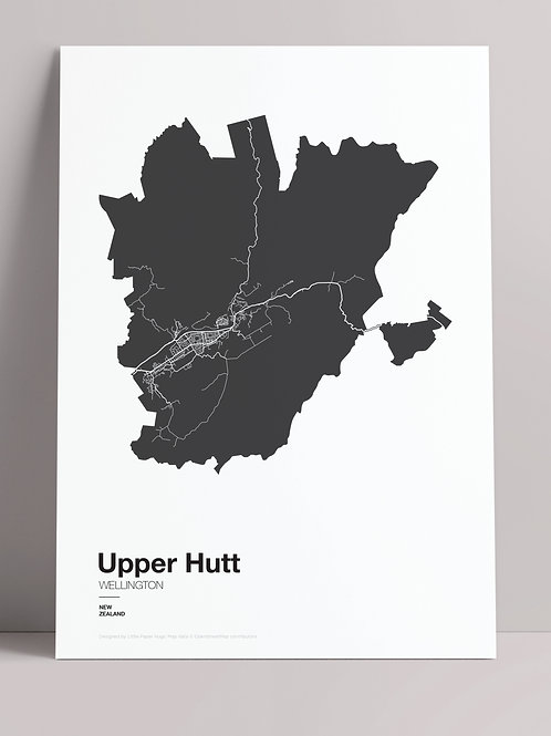 SIMPLY SUBURBS: UPPER HUTT (wholesale)