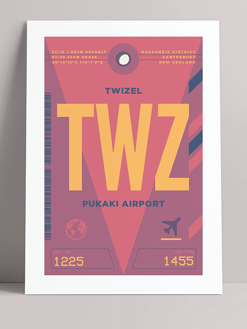COME FLY WITH ME: TWZ (wholesale)