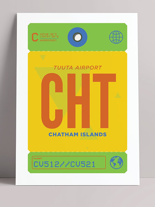 COME FLY WITH ME: CHT (wholesale)
