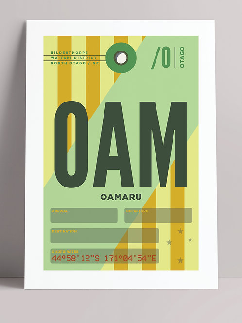 COME FLY WITH ME: OAM (wholesale)
