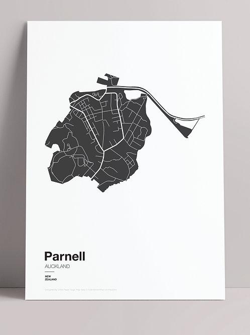 SIMPLY SUBURBS: PARNELL