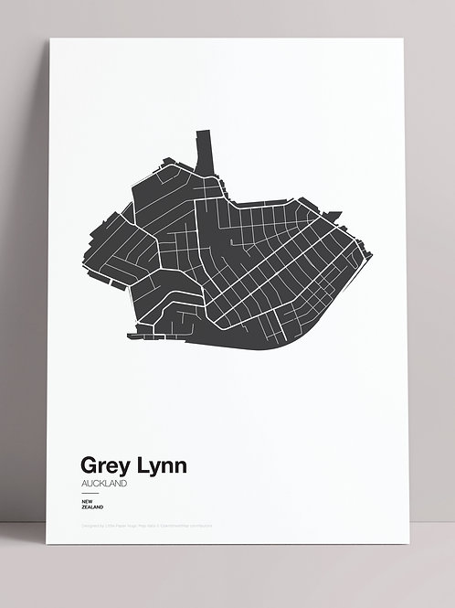 SIMPLY SUBURBS: GREY LYNN