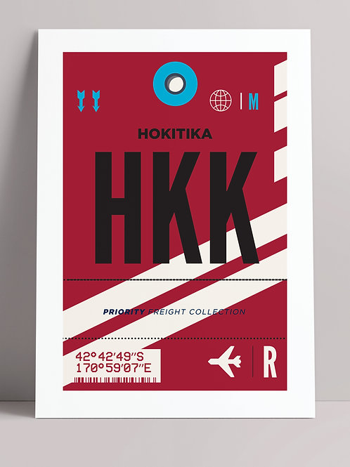 COME FLY WITH ME: HKK (wholesale)